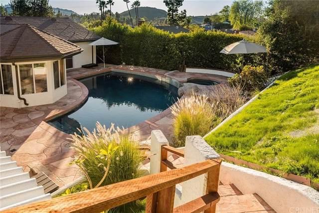 145 N Erten Street, Thousand Oaks, CA 91360 (#SR20014528) :: TruLine Realty