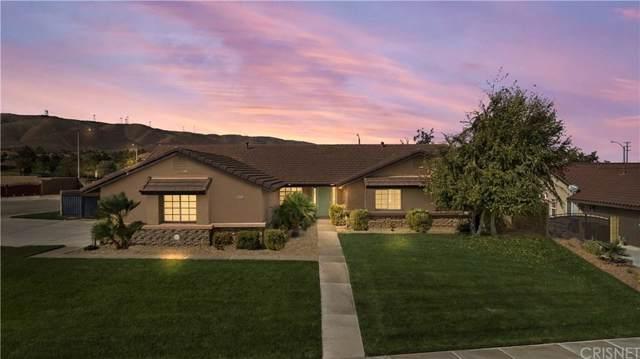 41115 Amy Lynn Place, Palmdale, CA 93551 (#SR20014118) :: TruLine Realty