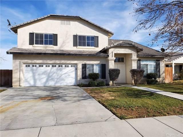 37716 Giavon Street, Palmdale, CA 93552 (#SR20014532) :: TruLine Realty