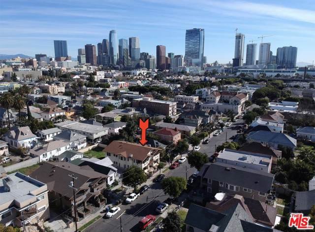 1657 W 12TH Place, Los Angeles (City), CA 90015 (#20546368) :: TruLine Realty