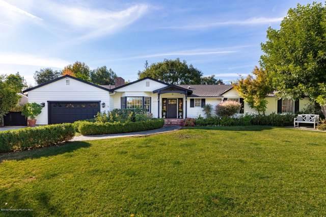 4713 Vineta Avenue, La Canada Flintridge, CA 91011 (#820000263) :: The Parsons Team