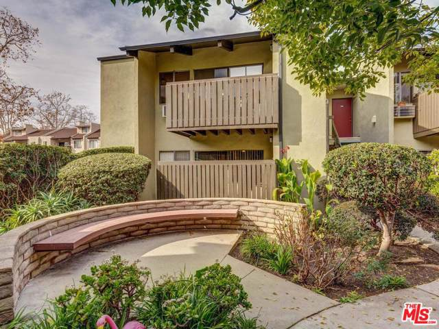 4921 Indian Wood Road #484, Culver City, CA 90230 (#20546240) :: TruLine Realty