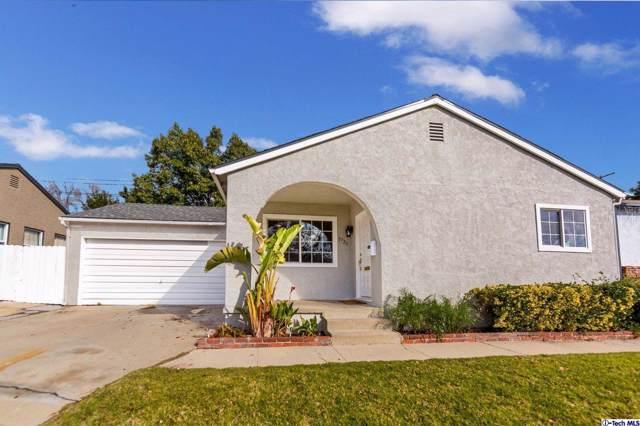 3723 Los Amigos Street, Glendale, CA 91214 (#320000258) :: TruLine Realty