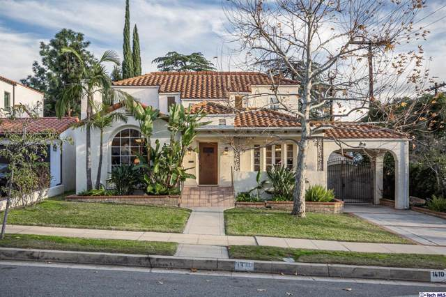 1410 El Miradero Avenue, Glendale, CA 91201 (#320000282) :: The Parsons Team