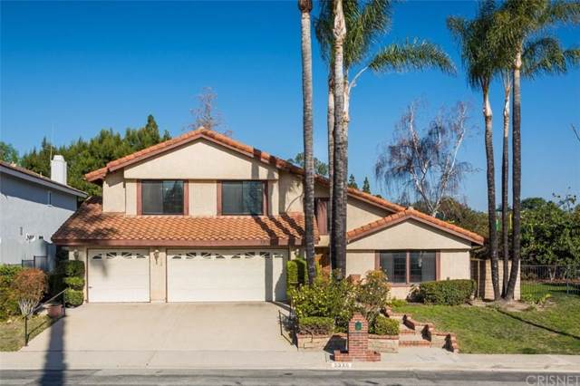 3330 Heatherglow Street, Thousand Oaks, CA 91360 (#SR20015149) :: TruLine Realty