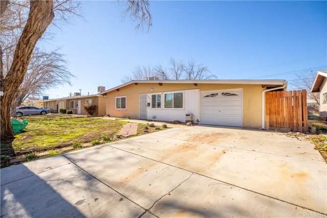 44031 Hardwood Avenue, Lancaster, CA 93534 (#SR20015465) :: TruLine Realty
