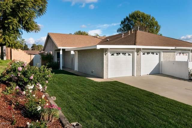 756 Hillcrest Drive, Camarillo, CA 93012 (#220000814) :: Randy Plaice and Associates