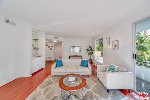 1657 Veteran Avenue #202, Los Angeles (City), CA 90024 (#20546678) :: The Parsons Team