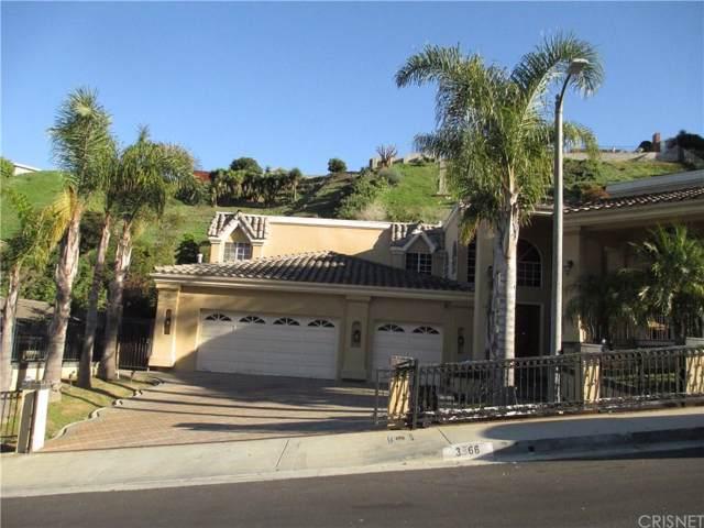 3966 S Cloverdale Avenue, Baldwin Hills, CA 90008 (#SR20004409) :: The Suarez Team