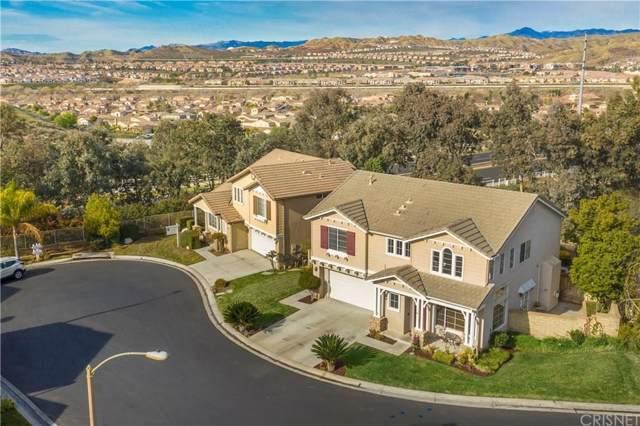 28005 Memory Lane, Valencia, CA 91354 (#SR20010948) :: Randy Plaice and Associates