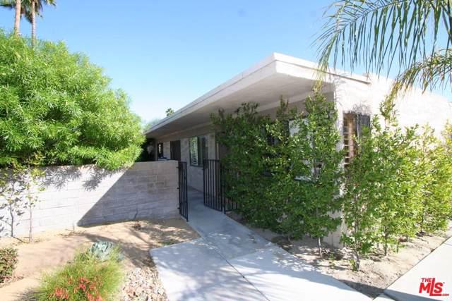 2042 E Chia Road, Palm Springs, CA 92262 (#20546484) :: The Suarez Team