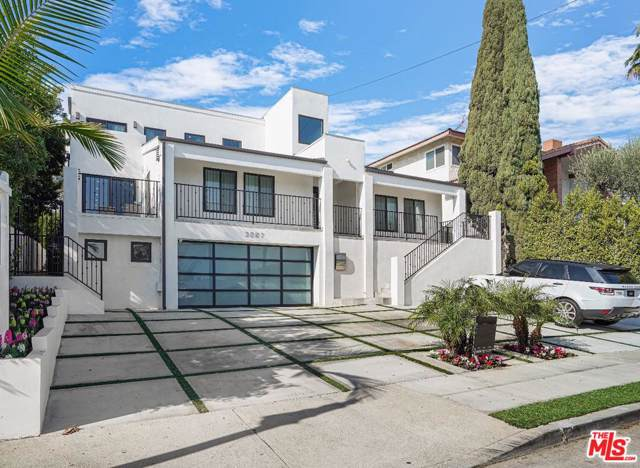3227 Shelby Drive, Los Angeles (City), CA 90034 (#20546602) :: The Parsons Team