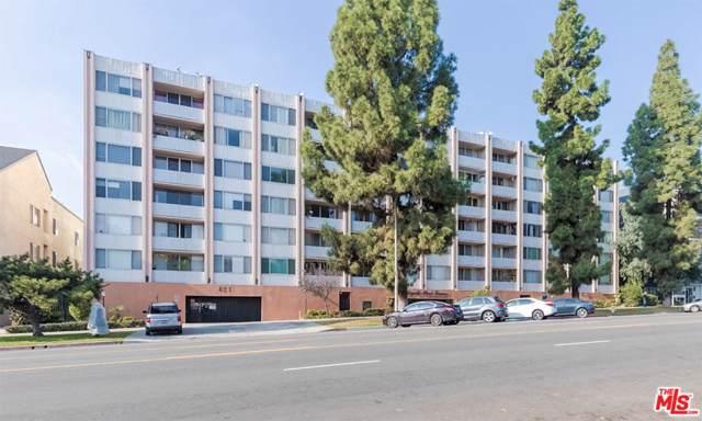 421 S La Fayette Park Place #715, Los Angeles (City), CA 90057 (#20546722) :: The Suarez Team