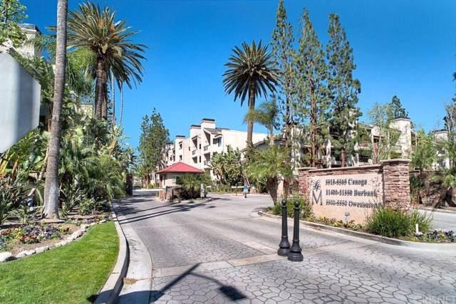 5565 Canoga Avenue #108, Woodland Hills, CA 91367 (#SR20015858) :: Randy Plaice and Associates