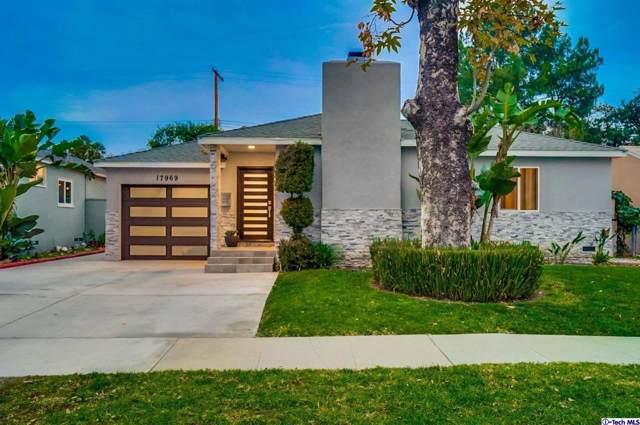 17969 Collins Street, Encino, CA 91316 (#320000287) :: Randy Plaice and Associates