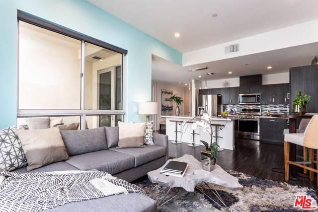 4140 Glencoe Avenue #504, Marina Del Rey, CA 90292 (#20546790) :: TruLine Realty