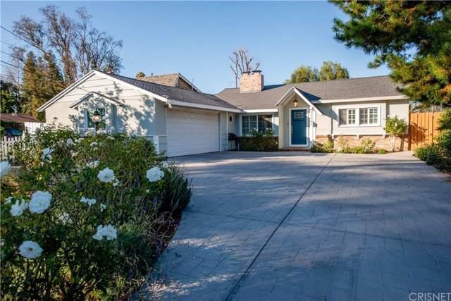 22665 Miranda Street, Woodland Hills, CA 91367 (#SR20013739) :: Randy Plaice and Associates