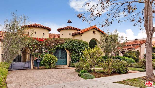 328 S Swall Drive, Beverly Hills, CA 90211 (#20546720) :: The Agency