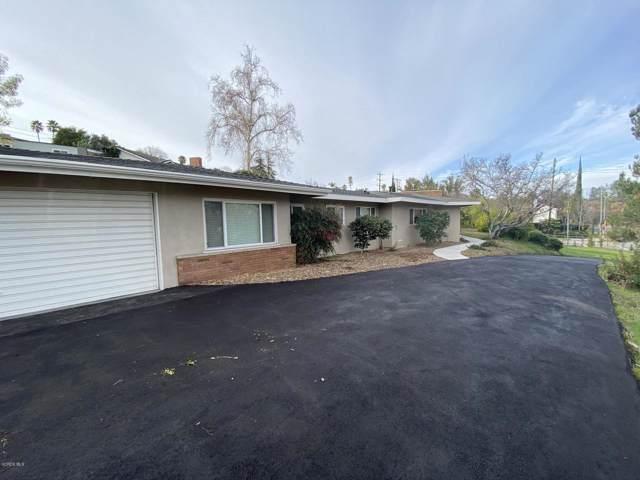 20050 Oxnard Street, Woodland Hills, CA 91367 (#220000845) :: Randy Plaice and Associates