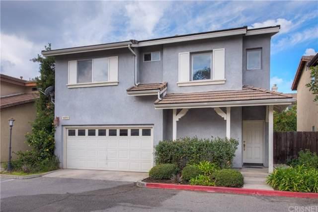 9273 Sassafras Court, North Hills, CA 91343 (#SR20000324) :: Randy Plaice and Associates