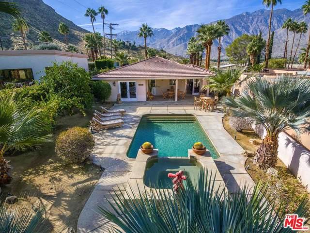 2296 E Smokewood Avenue, Palm Springs, CA 92264 (#20542334) :: The Pratt Group