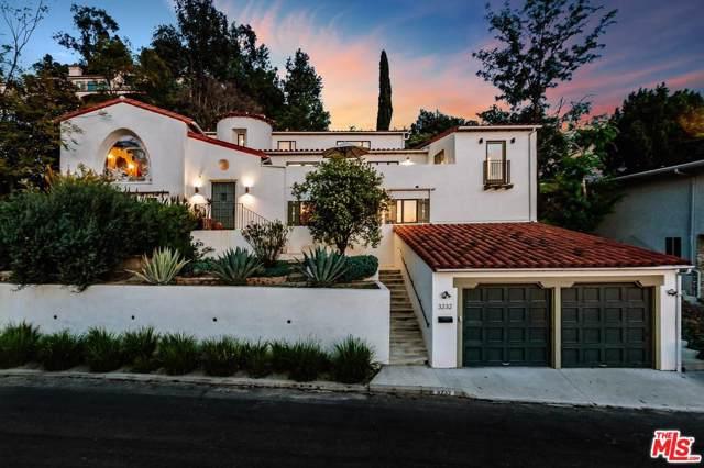3232 Primera Avenue, Los Angeles (City), CA 90068 (#20546644) :: Lydia Gable Realty Group