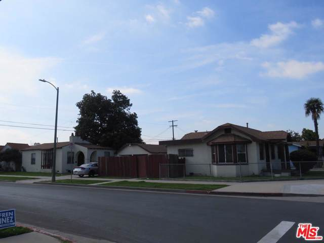 1300 W Gage Avenue, Los Angeles (City), CA 90044 (#20546648) :: Lydia Gable Realty Group