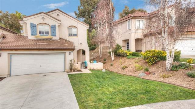 27810 Sweetwater Lane, Valencia, CA 91354 (#SR20016470) :: Randy Plaice and Associates