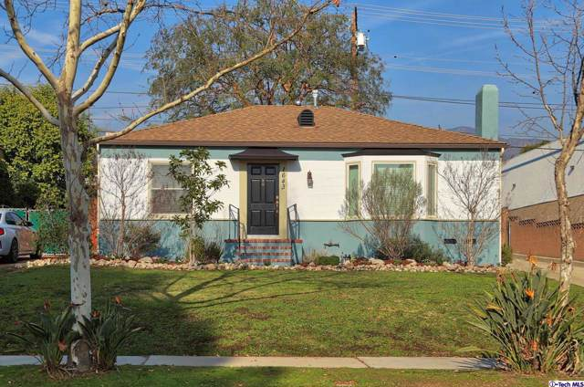 1643 Broadview Drive, Glendale, CA 91208 (#320000223) :: TruLine Realty