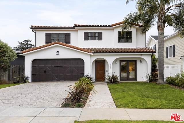 12506 Woodbine Street, Los Angeles (City), CA 90066 (#20547014) :: Randy Plaice and Associates