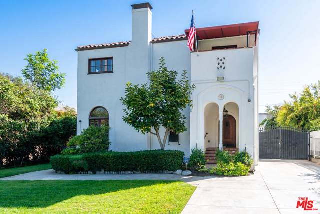 1234 S Manhattan Place, Los Angeles (City), CA 90019 (#20546216) :: Lydia Gable Realty Group