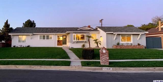 17169 Stare Street, Northridge, CA 91325 (#320000310) :: Randy Plaice and Associates