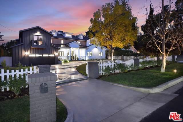 4410 Densmore Avenue, Encino, CA 91436 (#20546784) :: Randy Plaice and Associates