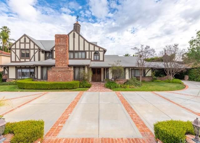 4640 Petit Avenue, Encino, CA 91436 (#SR20016244) :: Randy Plaice and Associates