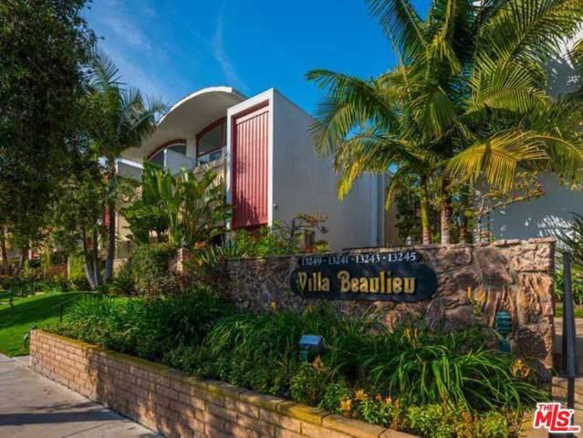 13243 Fiji Way K, Marina Del Rey, CA 90292 (#20547114) :: TruLine Realty