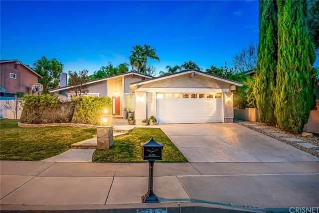 5782 Rainbow Hill Road, Agoura Hills, CA 91301 (#SR20016561) :: Lydia Gable Realty Group