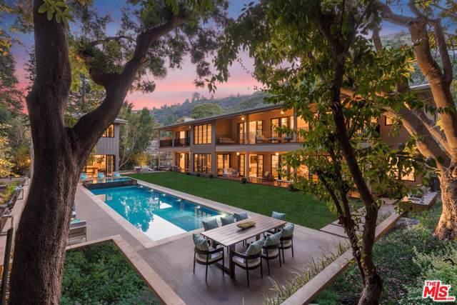 1580 Stone Canyon Road, Los Angeles (City), CA 90077 (#20545702) :: The Agency