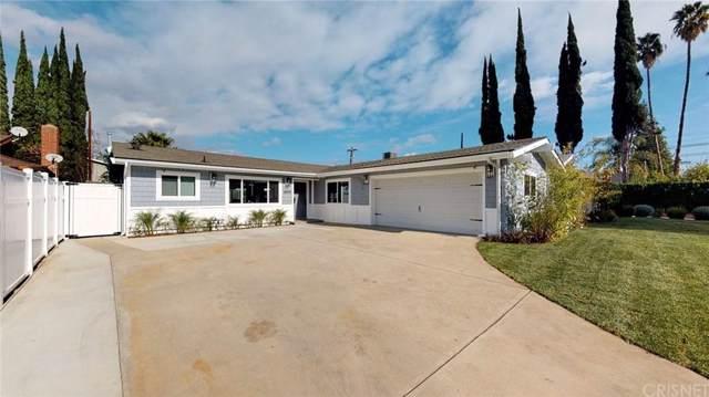 18919 Napa Street, Northridge, CA 91324 (#SR20015454) :: Randy Plaice and Associates