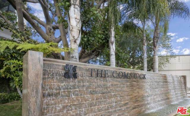 875 Comstock Avenue 11C, Los Angeles (City), CA 90024 (MLS #20546940) :: The Jelmberg Team