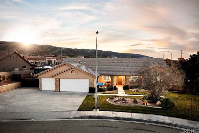 41129 Amy Lynn Place, Palmdale, CA 93551 (#SR20015286) :: Randy Plaice and Associates