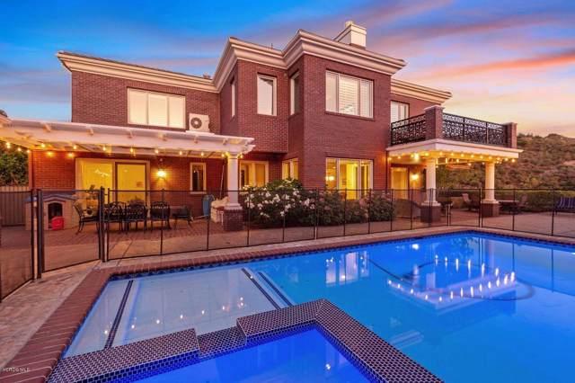 2796 Hemingsford Way, Thousand Oaks, CA 91361 (#220000878) :: Randy Plaice and Associates