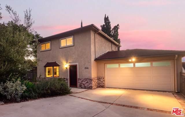 2536 W Avenue 35, Los Angeles (City), CA 90065 (#20547192) :: TruLine Realty