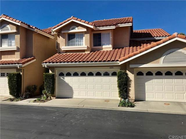 4891 Santo Drive, Oak Park, CA 91377 (#SR20016886) :: Lydia Gable Realty Group