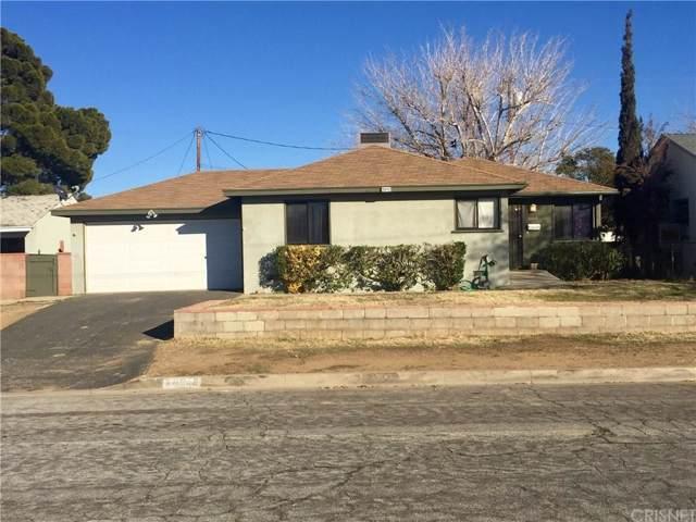 38648 Jacklin Avenue, Palmdale, CA 93550 (#SR20016887) :: Randy Plaice and Associates