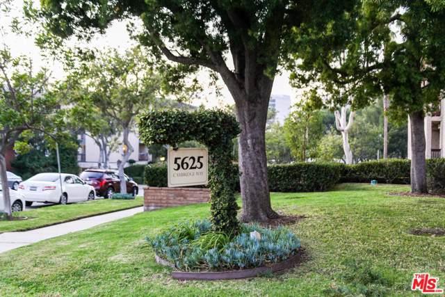 5625 Cambridge Way Way #102, Culver City, CA 90230 (#20545916) :: TruLine Realty