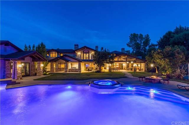 5824 Jed Smith Road, Hidden Hills, CA 91302 (#SR20015993) :: Randy Plaice and Associates