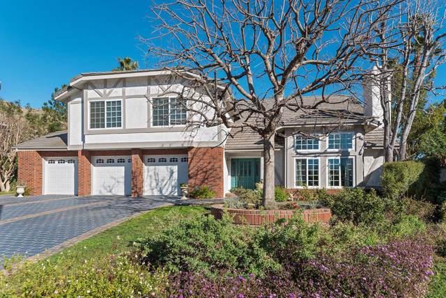 1312 Dubonnet Court, Oak Park, CA 91377 (#220000885) :: Lydia Gable Realty Group