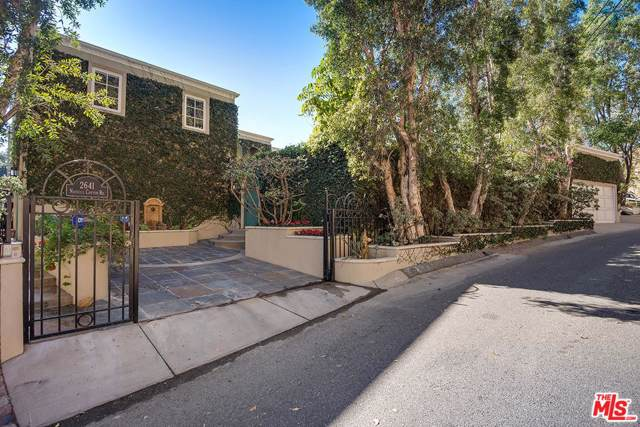 2641 Nichols Canyon Road, Los Angeles (City), CA 90046 (#20545116) :: The Parsons Team