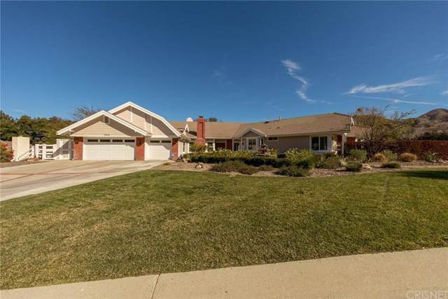 15545 Saddleback Road, Canyon Country, CA 91387 (#SR20016622) :: Randy Plaice and Associates