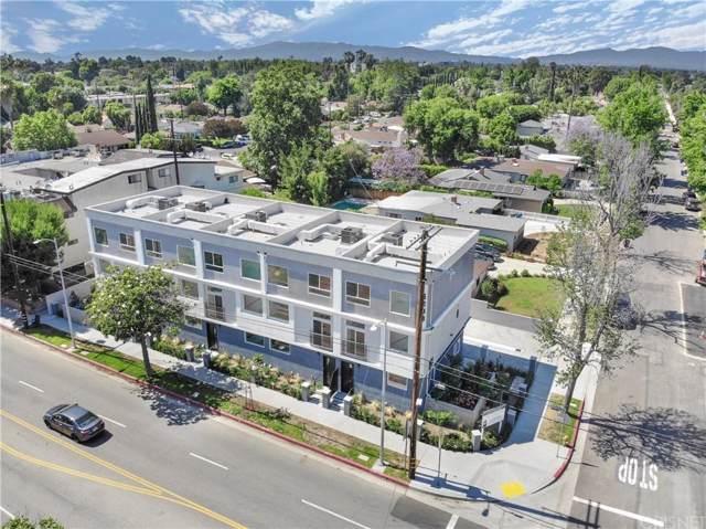 5203 Lemona #2, Sherman Oaks, CA 91411 (#SR20017043) :: Randy Plaice and Associates